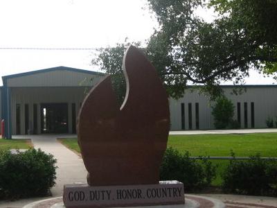 Veterans  Memorial In  El  Campo