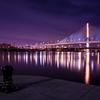 Veteran's Glass City Skyway Bridge - Toledo