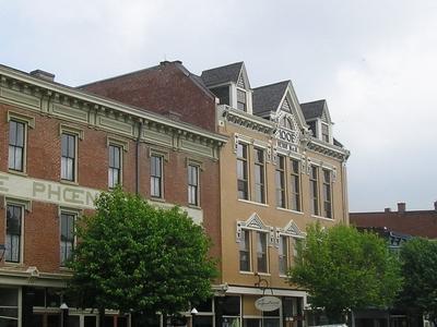 Vevay  I N  Main  Street