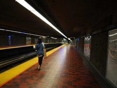 Viau Metro Station