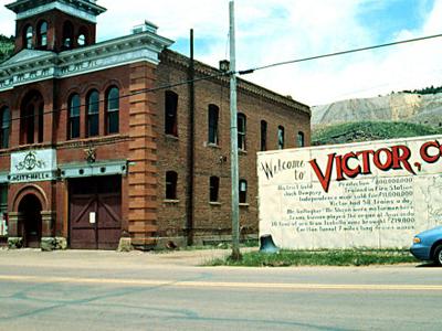 Victor C O  City Hall