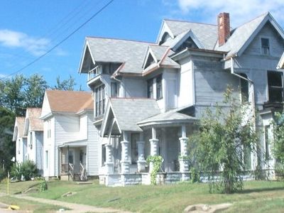 Victorian Homes On Ohio State