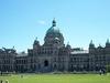 Victoria - British Columbia - Provential Legislature Hall