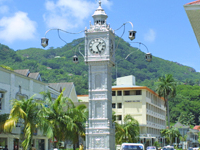 Victoria Clocktower