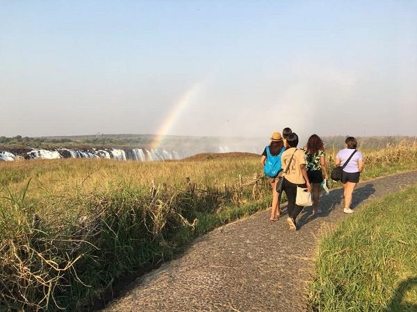 Great Zimbabwe, Hwange And Victoria Falls Photos