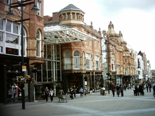 Victoria Quarter From Briggate