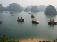 Hanoi - Ha Long - Bai Tu Long - 3 Days Package