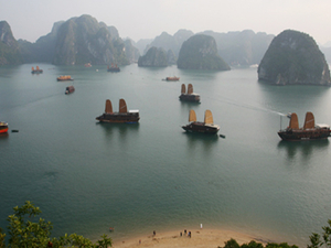 Hanoi - Ha Long - Bai Tu Long - 3 Days Package Fotos