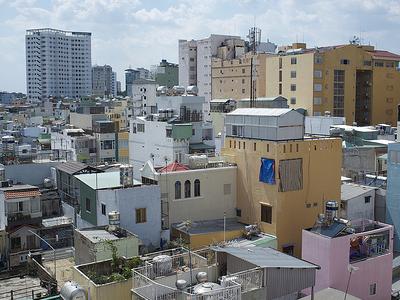Vietnam Ho Chi Minh City Overview