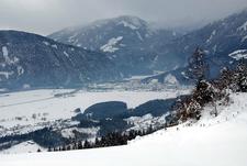View Across The Lurnfeld Valley Towards Möllbrücke