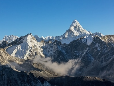 View Ama Dablam From Kaala Pathar