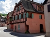 View Andlau Town - Alsace France