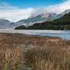 View Arthur's Pass Landscape - South Island NZ