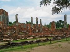 View Ayutthaya Ruins - UNESCO Heritage Site