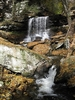View B Reynolds Falls - Ricketts Glen State Park PA