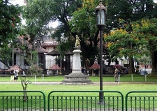 View City Park In Kandy