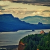 View Crown Point & Columbia River