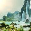View Detian Falls