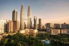 View Downtown Kuala Lumpur