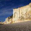 View Etretat Cliffs From Beach - Normandie