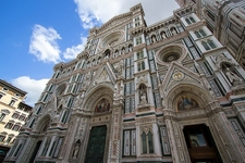 View Florence Cathedral From Below