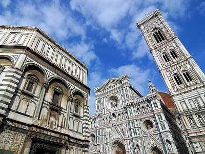 View Florence Monuments