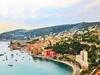 View From Cap Ferrat Village - France