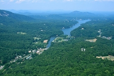 View From Chimney Rock - North Carolina