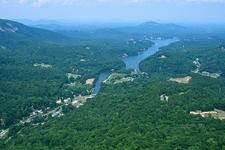 View From Chimney Rock - North Carolina