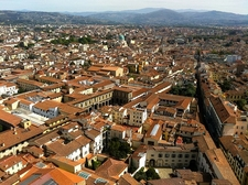 View From Duomo Over Florence