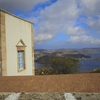 View From Monastery Of St. John - Aegean Greece