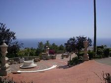 View From San Simeon Beach