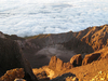 View From The Summit Of Gunung Rinjani