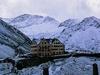 View Furka Pass - Switzerland
