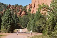 View Garden Of The Gods - CO Colorado Springs