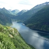 View Geiranger Fjord - Norway