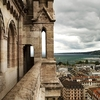 View Geneva From Cathedral Saint-Pierrre