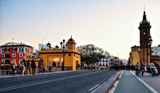 View Hacia Triana - Seville Andalusia