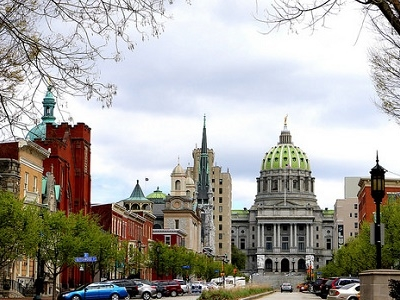 View Harrisburg - Pennsylvania