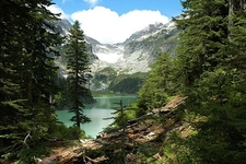 View Henry M. Jackson Wilderness WA