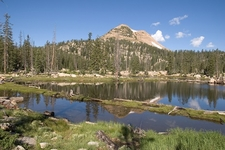 View High Uintas In Utah