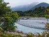 View Hokitika River - South Island NZ