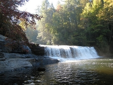 View Hooker Falls In Dupont State Forest NC
