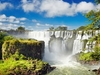 View Iguazu Waterfall - Brazil-Argentina Border