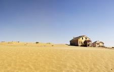 View Kolmanskop Ghost Town