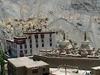 View Lamayuru Monastery Inner Structures - Ladakh India