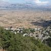 View Lassithi Plateau Near Dikteon Cave