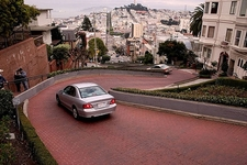 View Lombard Street SF