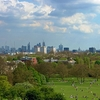 View London From Primrose Hill