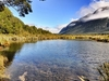 View Mirror Lake - Fiordland - Southland NZ